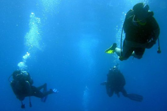 Bucear en Marmaris - Scuba Diving