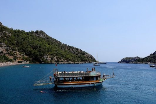 Excursion en Barco en Marmaris