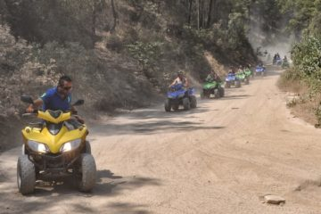Quad y Buggy Safari en Marmaris