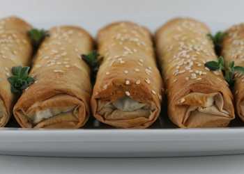 Comidas tipicas de Turquia - Borek