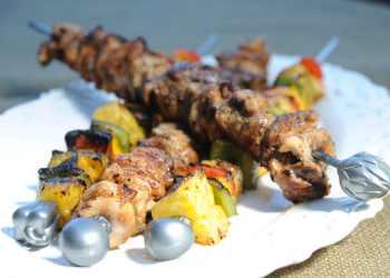 Gastronomía turca - Şiş Kebap