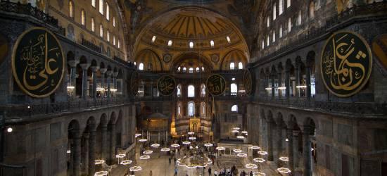 La mezquita de Santa Sofia