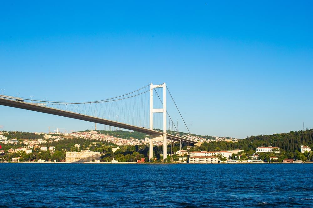 Crucero por el Bosforo Estambul