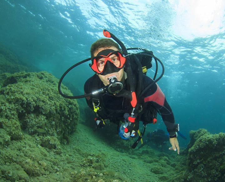 Buceo en Kusadasi - Scuba Diving