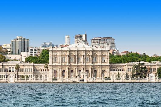 Crucero Bósforo en Estambul