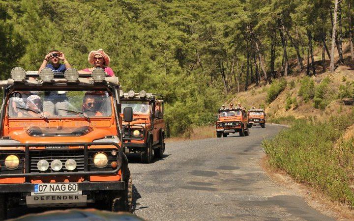 Excursion en Jeep en Marmaris