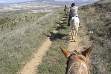 Safari a caballo en Marmaris Turquia