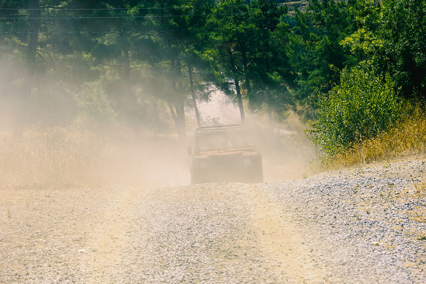 Safari en jeep bodrum