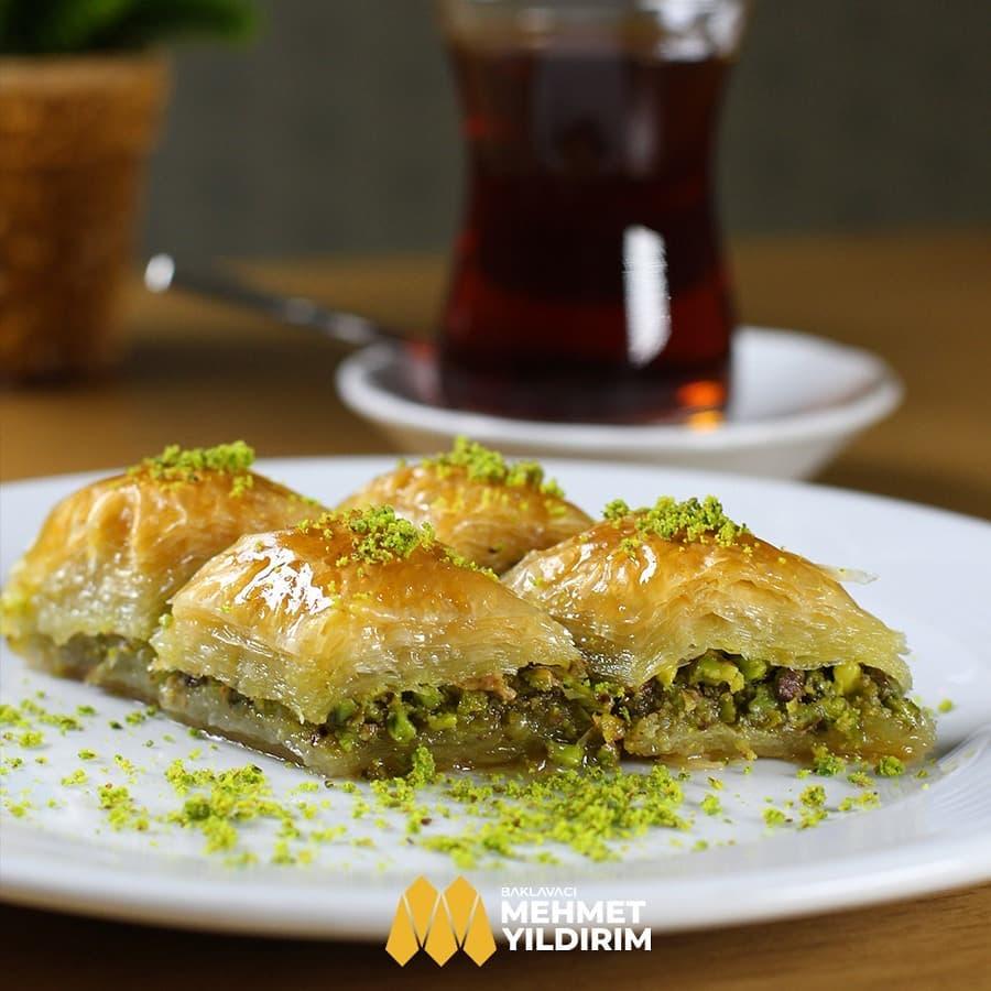 Baklava: Postre Turca