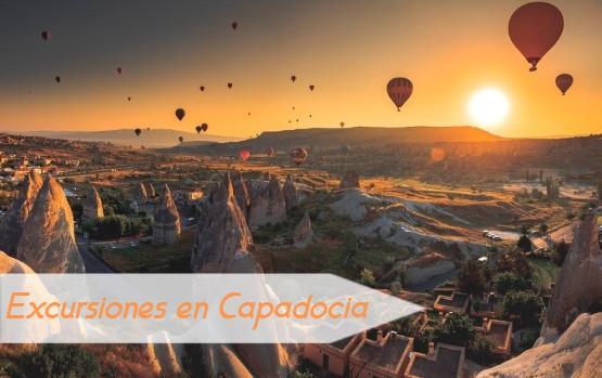 Que hacer en Turquia - Tours en Capadocia