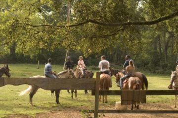 Safari a caballo en Kusadasi