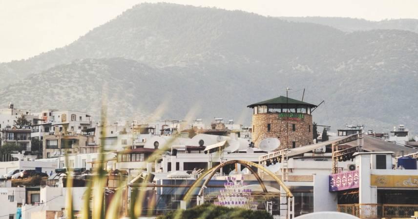 Bodrum Turquía - Que ver en Bodrum Turquía