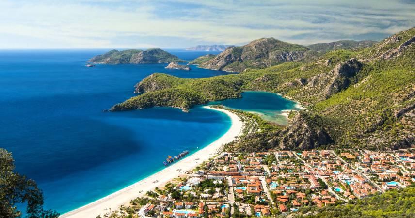 Las mejores playas de Turquia - Fethiye Oludeniz