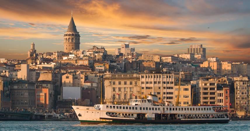 Lugares turisticos de Turquia