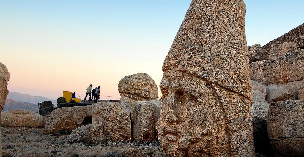 Monte Nemrut Turquia