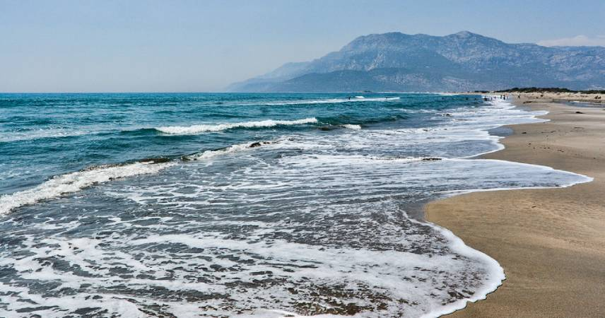 Playa Patara Turquia