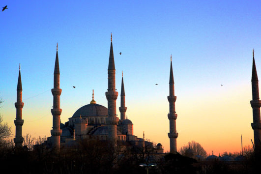 Tour por Turquia en 9 dias