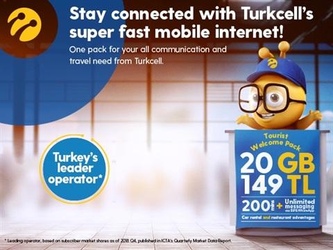 comprar tarjeta SIM en Turquia