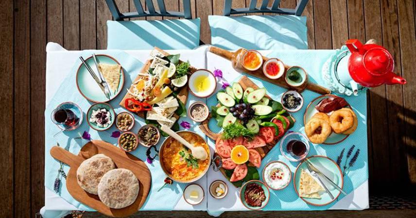 Donde desayunar en Estambul