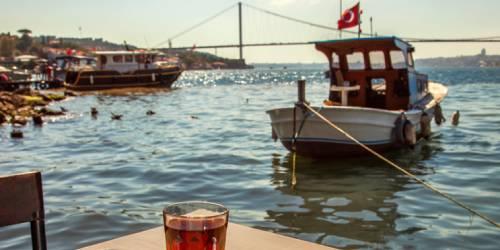 Estambul Bosforo