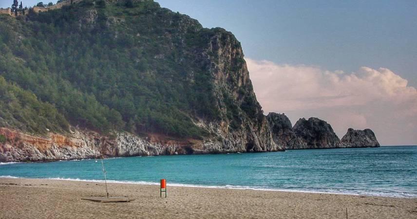 Playas en Kusadasi